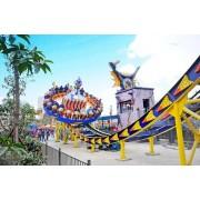 大型室外游乐设备-旋转的士高设备-温县美鑫机械设备有限公司