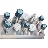 自动切换装装置,避免气体供应间断