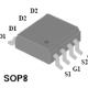4803 mos管sop-8双P沟道高级功率 MOSFET场效应管