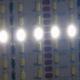 1米120灯3014导光板广告灯箱光源 5MM宽3014超薄超窄硬软灯条