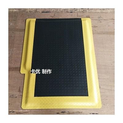 流水线缓解站立脚垫,实用减震垫,卡优耐用地垫