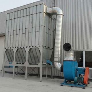 变频式中央除尘净化设备 临沂专业生产厂家