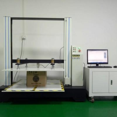 LC-100B电脑式纸箱抗压试验机