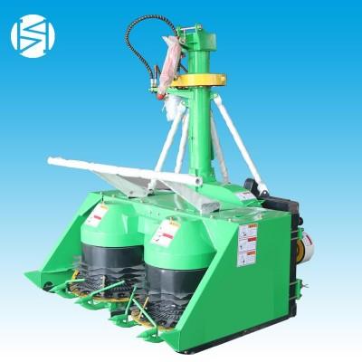 籽粒破碎小型青储机背负式多功能留茬低青贮机割台犇牛农机