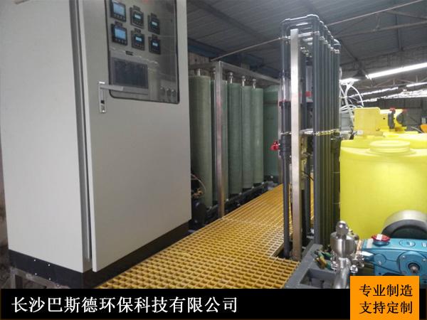 广西移动式渗滤液处理设备