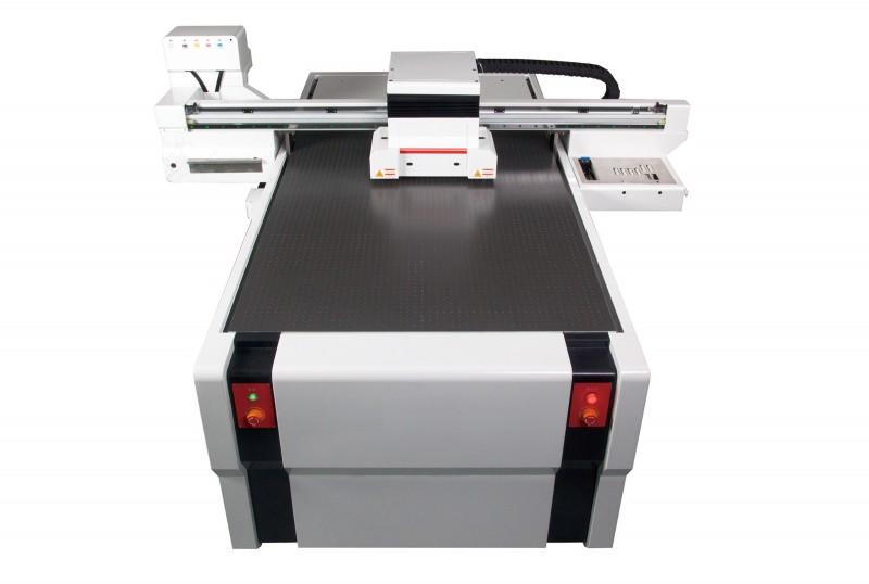 数印通PL-90A平板打印机不锈钢标牌