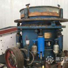 出售二手XHP200多缸圆锥破碎机一台