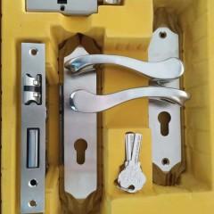 专业生产不锈钢门锁室内门锁卧室房门锁