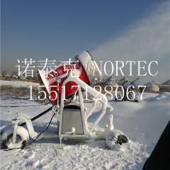 造雪机技术 长春净月潭滑雪场造雪机操作方法