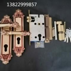 批发供应纯铜锁室内锁房间锁执手锁