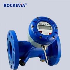 厂家供应管段式超声波流量计 超声波冷热表