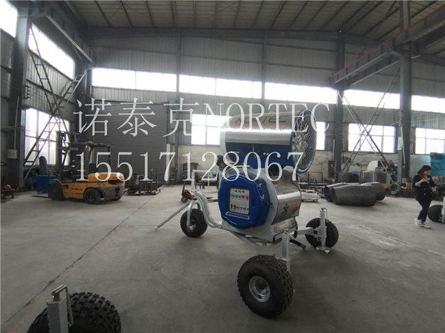 四川滑雪场造雪机操作方法 零度恒温人工造雪机设备