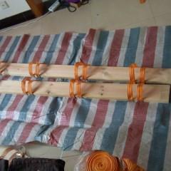 趣味运动会木质协力竞走道具器材