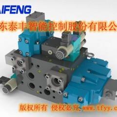 混凝土机械用高低压切换阀组