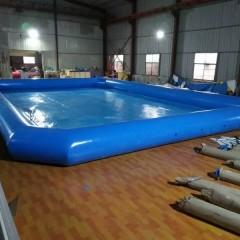 游乐场充气水池游乐设备
