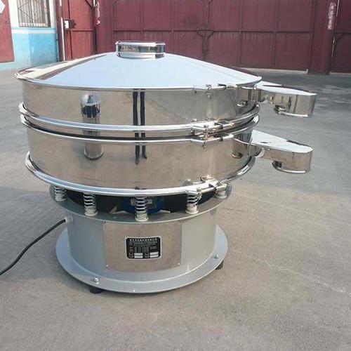 YQ-1000环氧树脂振动筛粉机 高效环氧树脂不锈钢旋振筛