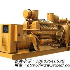 济柴1500KW柴油发电机组