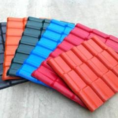 合成树脂瓦规格及特性 合成树脂瓦生产厂家