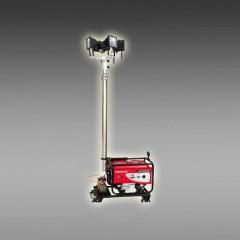 全方位自动泛光工作灯 小型移动照明车 应急照明灯