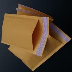 现货黄色牛皮纸复合气泡袋厂家,白色牛皮纸汽泡袋