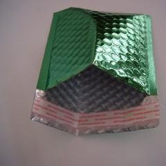 东莞印刷镀铝膜复合气泡信封快递袋(金色 银色 黑色 绿色等)