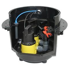 进口泽德UFB300系列污水提升器