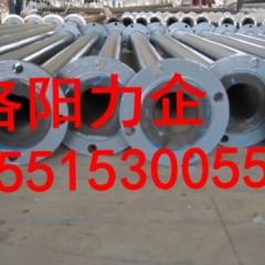 厂家供应耐磨钢衬胶管道、规格齐全、价格优惠