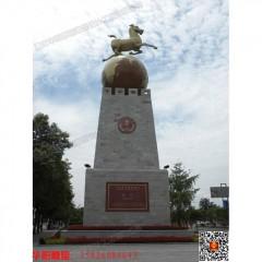 华阳雕塑 四川锻铜雕塑 贵州动物雕塑 重庆景区雕塑