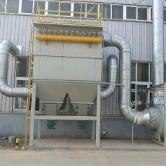 单机除尘器布袋除尘器旋风除尘器锅炉除尘器型号齐全
