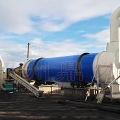 树皮粉碎烘干制粒生产线设备配置 生物质燃料烘干机