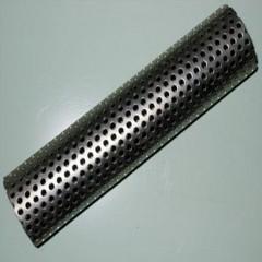厂家直销不锈钢圆孔过滤筒