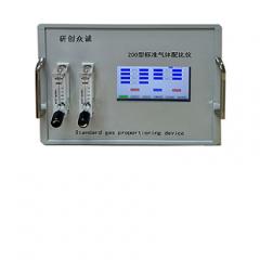 研创众诚YC-ZC200标准气体配比仪
