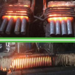 棒料透热锻造炉、标准件锻造加热电源
