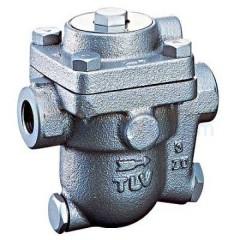 日本TLV浮球式蒸汽疏水阀J3X/5X