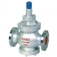 蒸汽减压阀 铸钢法兰式蒸汽减压阀厂家