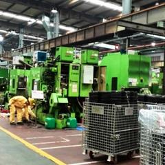 重庆某汽车凸轮轴生产线拆卸安装服务