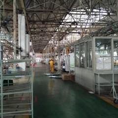 某知名汽车生产公司南海总装线翻新及安装