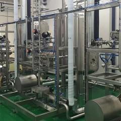 明通集团承接南通某制药企业的精密设备安装工程项目