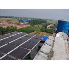敬老院太阳能热水工程