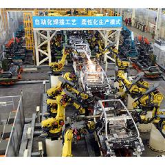 明通汽车生产线安装服务