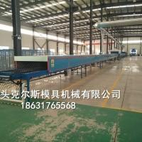 克尔斯多彩蛭石瓦生产线的优势生产新型优质多彩蛭石瓦
