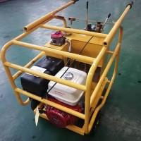 供应多种型号液压站户外作业动力源液压动力站