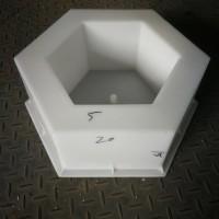 六角护坡模具批发-六棱框格模具