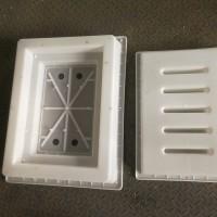 雨水井盖模具规格-钢模井盖模具安装孔