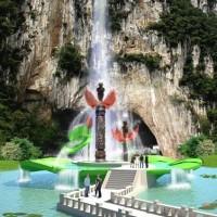 新艺标环艺 云南艺术景观 园林景观设计  贵州旅游景观策划