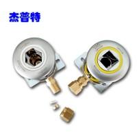 定制高端德标终端氧气终端批发各种型号气体接口纯铜基材密封可靠