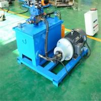 制造加工液压站低噪音成套液压系统伺服泵站