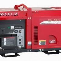 原装日本进口柴油发电机SH07D
