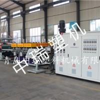吉林四平PP新型塑料建筑模板生产线