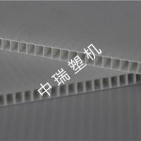 广西玉林PP中空板生产线